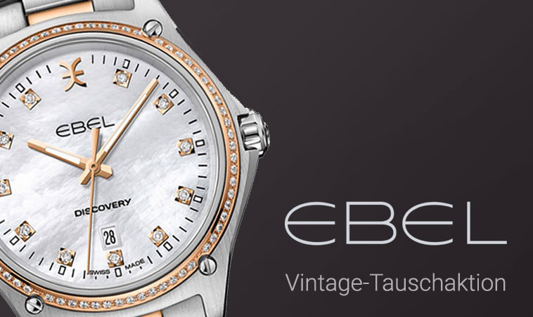 ebel vintage tauschaktion